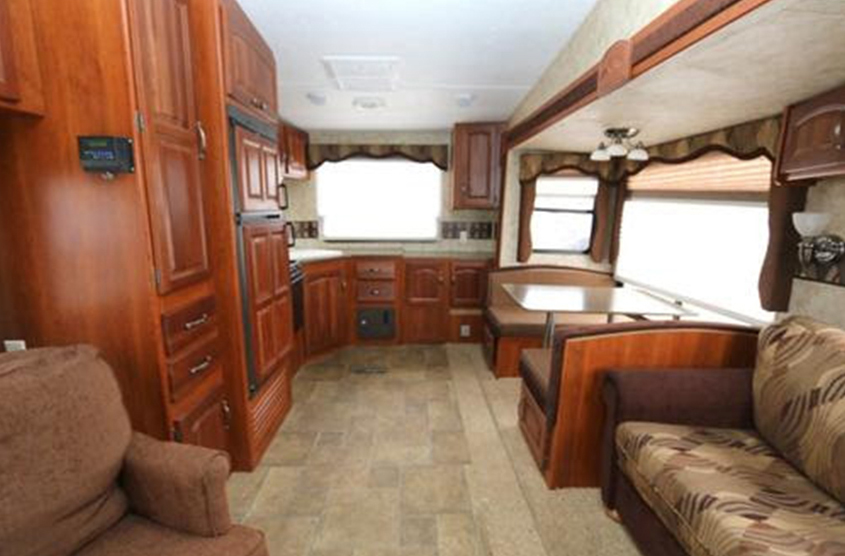 2012 Keystone Cougar 278RKS