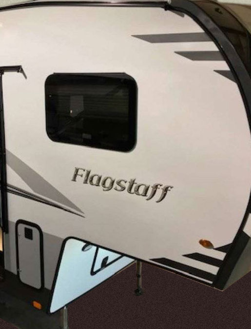 Flagstaff fifth wheel RV
