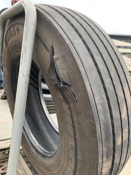 St. Augustine Gander RV sold tires with dry rot